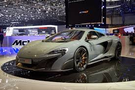 mclaren suv mclaren 675lt has sold out