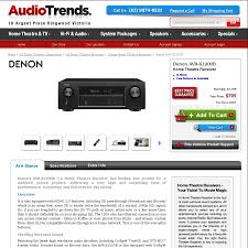denon home theater receiver denon avr x1200w 7 2 home theatre receiver 750 u0026 free shipping