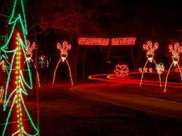 magical winter lights grand prairie 2017 prairie lights event culturemap dallas