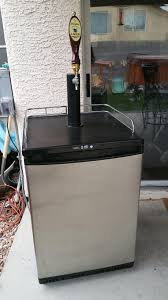 Perlick Beer Faucet 650ss With Flow Control by Danby Dkc645bls Issue Front Panel Non Responsive Not Cooling