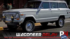 The Jeep Grand Wagoneer Is On Hold For Now Powernation