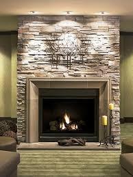 fireplace mantel decor vase with fresh flowers