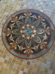 floor tile medallion tile medallion