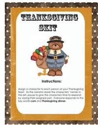 a thanksgiving skit thanksgiving kindergarten thanksgiving and