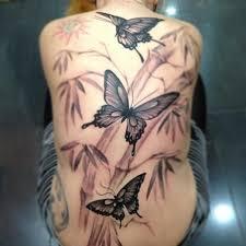 butterfly tattoos best ideas 2014