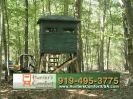 Turkey Blinds For Sale Insulated Hunting Blinds Video Brochure Youtube