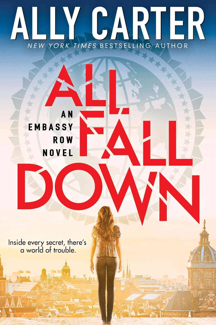 Image result for all fall down ally carter