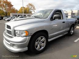 2005 dodge ram 1500 single cab 2005 dodge ram 1500 slt daytona regular cab 4x4 in bright silver