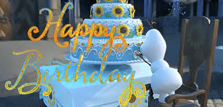Frozen Birthday Meme - best happy birthday gifs to share with friends