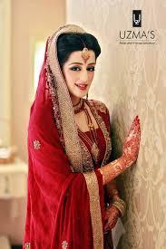 Red Bridal Dress Makeup For Brides Pakifashionpakifashion Best 25 Pakistani Bridal Makeup Ideas On Pinterest Pakistani