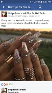 somethings about nail art rhinestone best 25 ninas nails ideas on pinterest miss u already modern