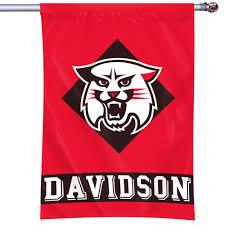 College Flag Banner Ubflag Nytomax W C Davidson College Bookstore
