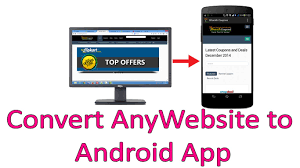 apk site how to convert any website into android application in android