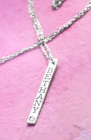 Best Name Necklace 41 Best Name Necklaces By Jewlr Images On Pinterest Name