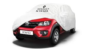 renault kwid white colour personalisation