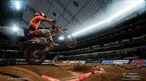 freestyle motocross youtube square enix announces monster energy motocross game for nintendo