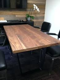 wood conference tables for sale hand made custom reclaimed wood steel conference table farm
