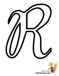 alphabet print outs cursive alphabets free letters