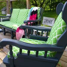 How To Paint Metal Patio Furniture Indoor To Outdoor Furniture Diy Refinishing With Paint Outdoor