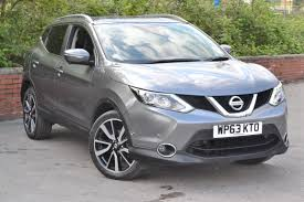 dark gray nissan wp63kto demo next generation nissan qashqai tekna at wessex