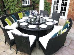 10 person round table round table 10 person round dining table awesome dining room table