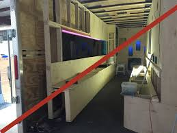 home buy a video game truck work from home based business don t build false walls and plywood benches 1