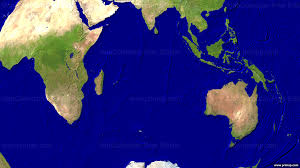 Indian Ocean Map Primap Marine Charts