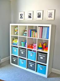 Ikea Bookshelf Boxes Kids Bedroom Colorful Kids Room Design Of Wall Shelves For