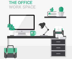 Ergonomics Desk Green Home Products U2013 House Is Right