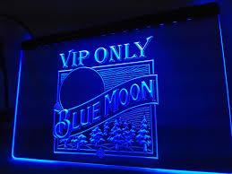 vip home decor online get cheap neon blue moon aliexpress com alibaba group