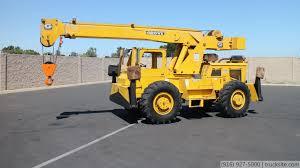 grove rt49 10 ton propane rough terrain crane for sale youtube