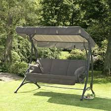 hanging swing chair outdoor decorating reclining patio swing wooden