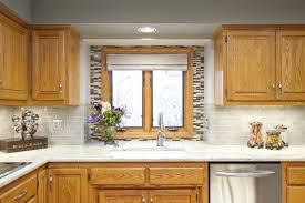 muebles roble cocina estilo tradicional interiores para cocina