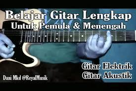 video tutorial belajar gitar klasik video belajar gitar kumpulan video tutorial lesson gitar video