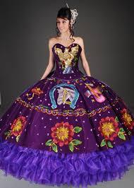 quincea eras dresses vestido de charra china poblana