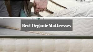 best reviewed organic mattresses 2017