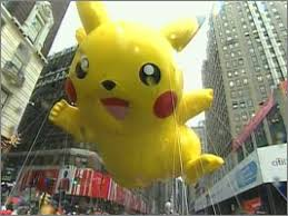 jirachi the wishmaker macy s thanksgiving day parade pikachu