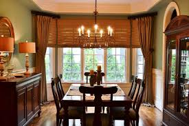 create impressive your dining room decor amaza design elegant dining room decor wirg chandelier lightings furnished with candle holder on the table also completed