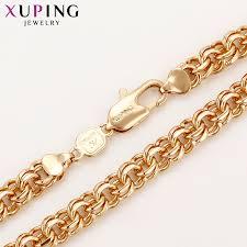 elegant gold necklace designs images Buy 11 11 deals xuping elegant gold color plated jpg