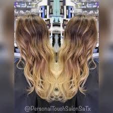 Hair Extensions Salons San Antonio by Personal Touch Salon And Spapersonal Touch Salon