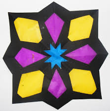 Paper Craft Designs For Kids - tissue paper crafts for children