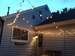 Outdoor Patio Lights String by Patio Lights Walmart Inspiration Pixelmari Com
