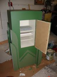 Art Deco Kitchen Cabinets Victory Wood Working With Mannie Gentile Art Deco Tool Stand