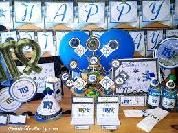 themed party supplies printable virgo zodiac party supplies horoscope themed birthday