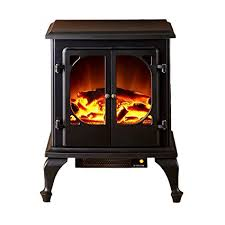 Electric Fireplace Stove Townsend Portable Electric Fireplace Stove By E