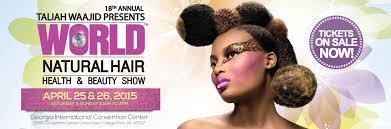 hair conventions 2015 the taliah waajid world natural hair show napturalnicole