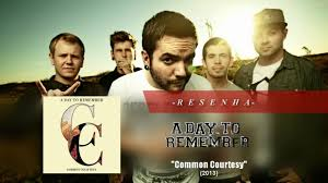 resenha a day to remember