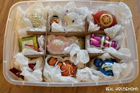 the best way to pack and organize ornaments real housemoms