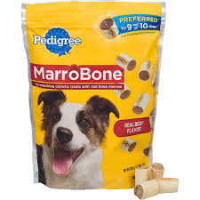 pedigree marrobone dog treat petco