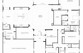 simple open house plans modern house plans most popular outstanding rectangular floor plan
